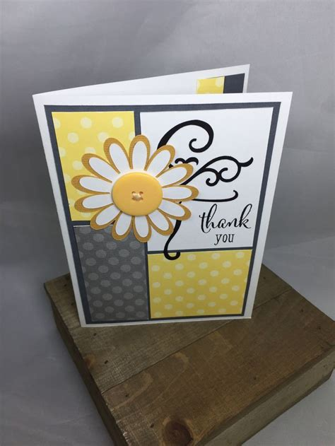 Stin Up Thank You Cards