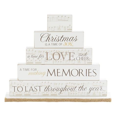 inspiration christmas plaque wooden christmas decoration