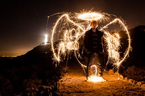 How To Light Paint by Light Painting Le Tuto Partie 1