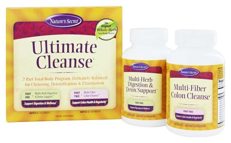 Ultimate Detox Drink 39 by Secret Ultimate Cleanse Factory Brand Outlets