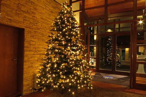 weihnachtsbaum wie echt k 252 nstliche weihnachtsb 228 ume ohne beleuchtung