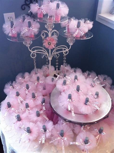 Nail Favors Baby Shower by 25 Best Ideas About Nail Favors On