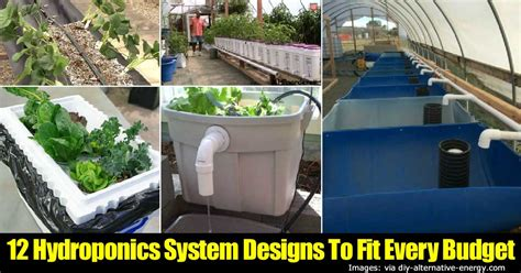 Landscaping Ideas On A Budget 12 Hydroponic Grow Box Systems A Design For Every Budget
