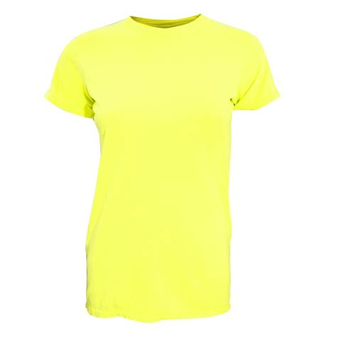 Comfort Colors T Shirt Colors by Comfort Colors Womens Plain Sleeve T Shirt Ebay