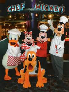Does Chef Mickeys Have Characters At Dinner » Home Design 2017