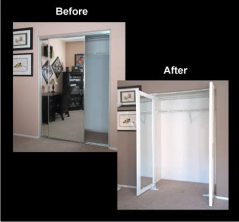Full Access Chaparral Closet Doors