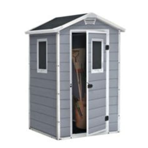 keter manor shed with windows 4 x 3 ft canadian tire