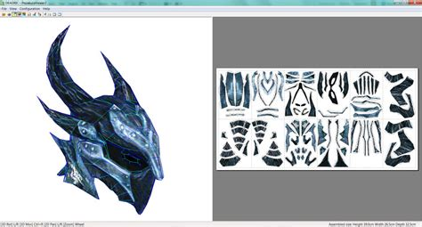 pin skyrim pepakura s page 3 on pinterest