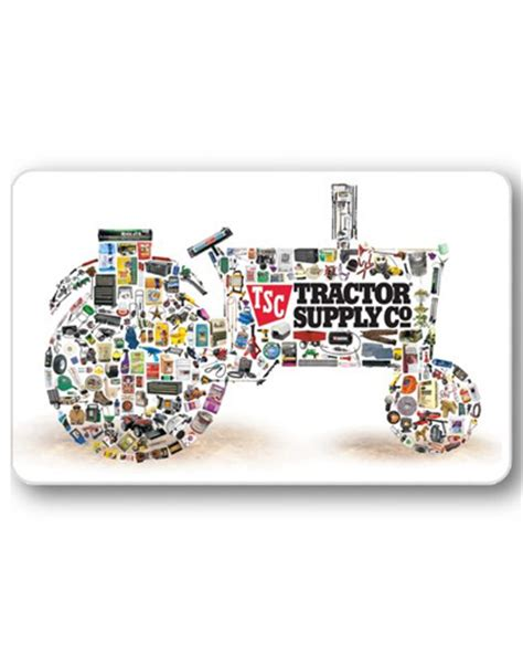 Tractor Supply Gift Card - tractor supply co gift cards ongoing need up to you 662f7e0 the elephant