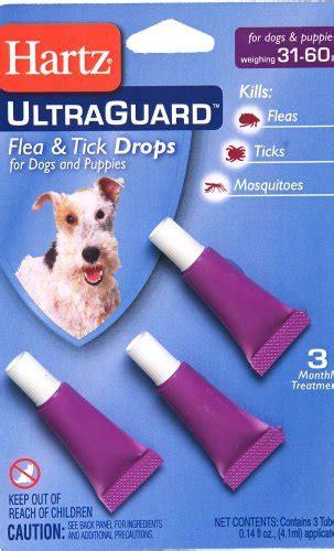 Hartz Ultra Guard Flea Tick Drops For 60 Lbs 108663 bestbuy hartz ultraguard flea tick drops for dogs 31 60