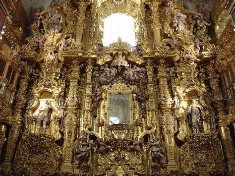Imagenes Artisticas Del Barroco | barroco en m 233 xico la caverna del arte