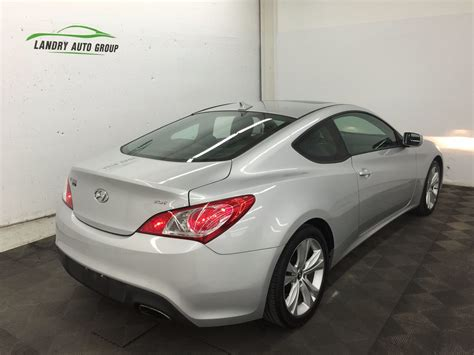 2012 Hyundai Genesis Coupe 2 0t by Used 2012 Hyundai Genesis Coupe 2 0t In Berwick Used