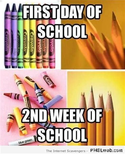First Day Of School Meme - first day of school first day of school nemo meme