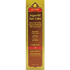 argan hair color directions one n only argan permanent hair color