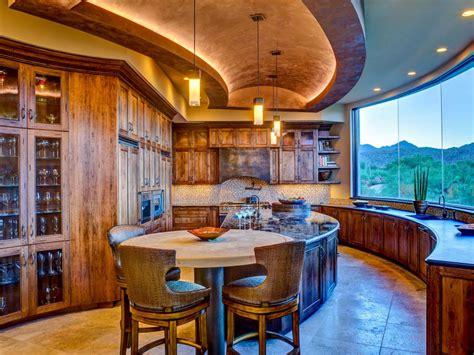 stunning southwestern kitchen makeover lori carroll hgtv