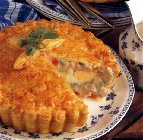 ham and chicken recipes pork chicken and ham pie recipe food baskets recipes