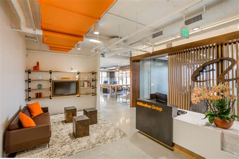 alibaba office project spotlight alibaba south bay construction