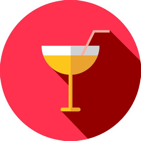 drink icon png straw food glasses glass drinks beverage