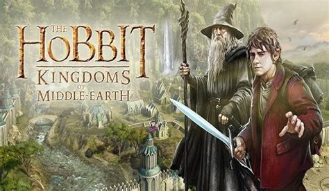 review the hobbit kingdoms of middle earth by kabam winner of a samsung tab to play the hobbit mobile game