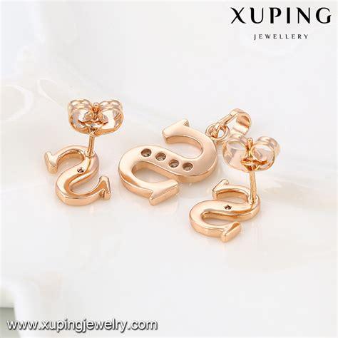 Perhiasan Set Xuping 74 xuping fashion set 64023 xuping jewelry