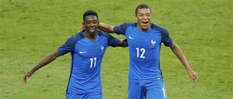 ousmane dembele mbappe amical france angleterre france angleterre twitter