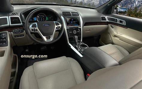 Explorer Interior by 2011 Ford Explorer 3rd Row Legroom