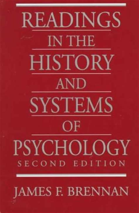 history and systems of psychology books books about psychology covers 400 449