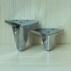 stainless steel furniture leg cabinet metal table corner