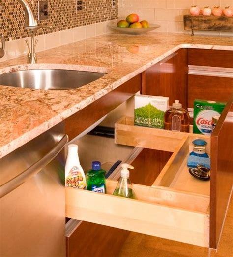 kitchen under cabinet storage 17 best undersink storage images on pinterest kitchen