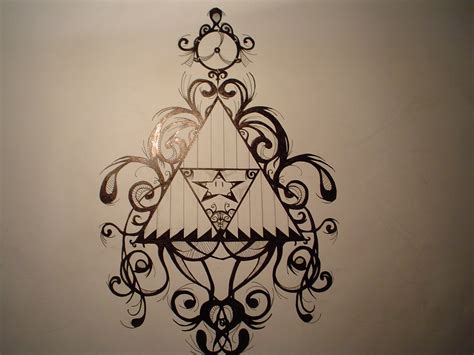 zelda triforce tattoo design cameo by singleman23 deviantart on