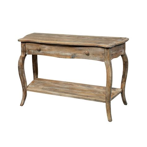 Furniture Sofa Table by Rustic Reclaimed Wood Sofa Quot Console Table Quot Living Room