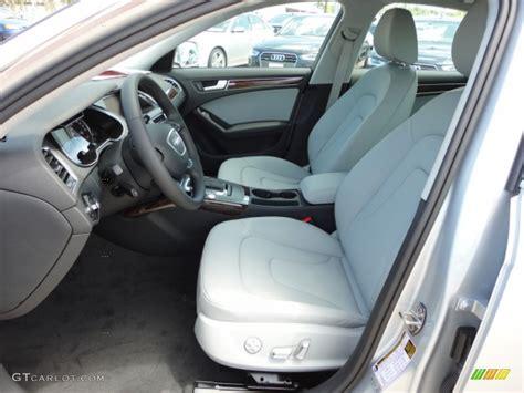 Audi A4 Interior 2013 by Titanium Gray Interior 2013 Audi A4 2 0t Sedan Photo