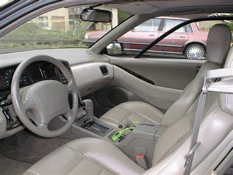 Toyota Sera Interior What Do You Think Of This Topic Stuff Toyota Sera
