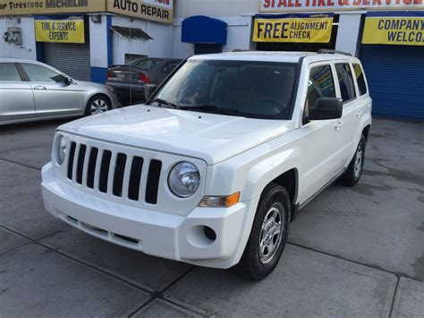 2010 Jeep Patriot For Sale Used 2010 Jeep Patriot Sport Suv 5 990 00