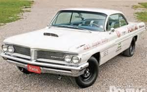 1962 Pontiac Gto 1962 Pontiac Series 23 Duty Royal 421 Sd