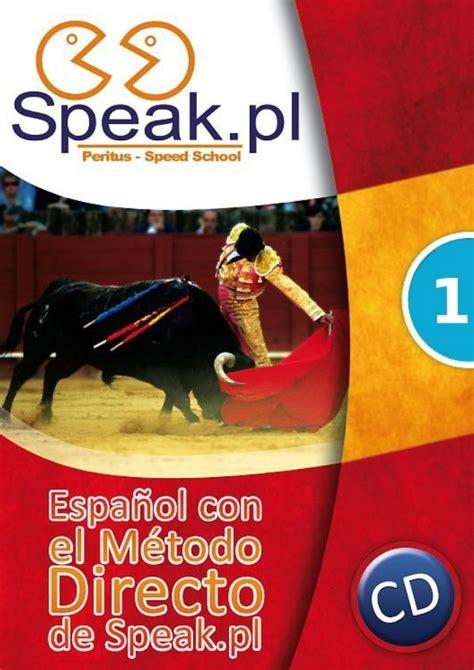 libro talk spanish 2 book speak pl direct method for spanish book1