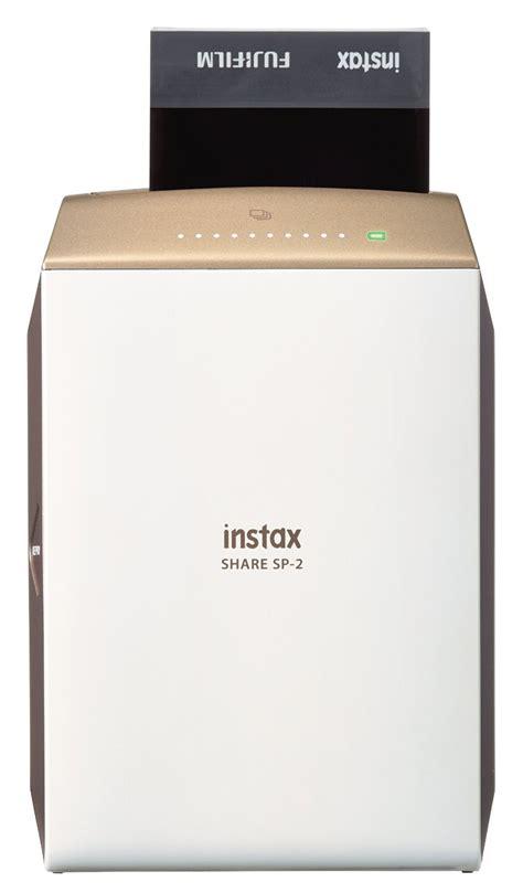 Printer Instax fujifilm updates the instax smart phone printer