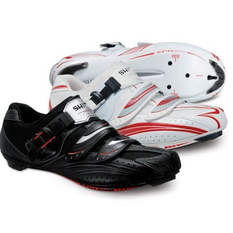 wiggle bike shoes wiggle shimano r106 spd sl road cycling shoes 2012