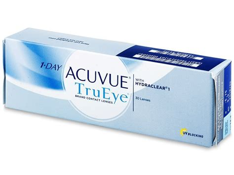 One Day Acuvue Trueye 2305 1 day acuvue trueye 30 lenses lenses contact co uk