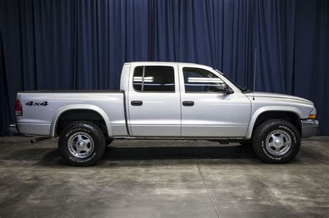 used dodge trucks 4x4 used 2004 dodge dakota 4x4 truck for sale northwest