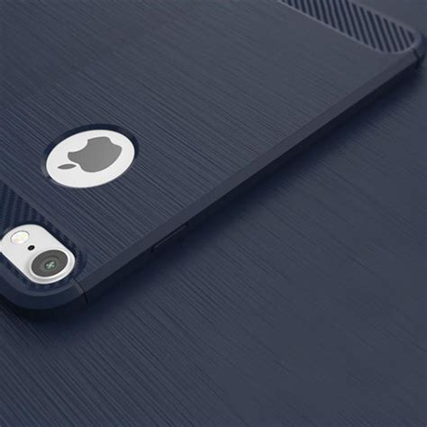100 Original Ipaky Iphone 7 4 7 Carbon Soft Bu 505 ipaky slim carbon cover tpu for iphone 8 7 grey grey hurtel pl gsm wholesale