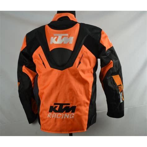 street motorcycle jackets ktm orange textile jacket street motorcycle riding armor