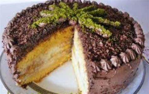 Muzlu Ikolatal Pasta Tarifi Yemek Tarifleri Sitesi Oktay Usta | 199 ikolatalı muzlu pasta 199 ikolatalı muzlu pasta tarifi