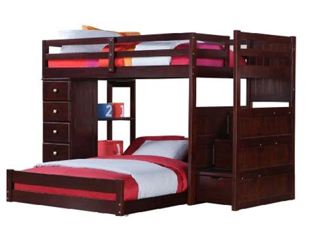 full bed prices suggestion twin over full modular stairway loft bed with