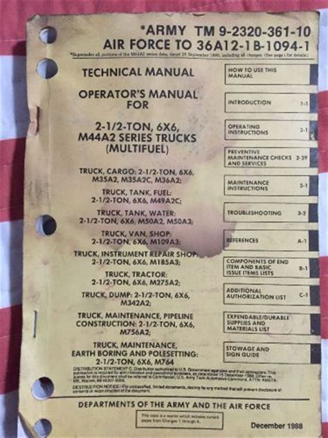 by order of the air force manual 31 201 volume 2 nav coms for sale page 31 of find or sell auto parts