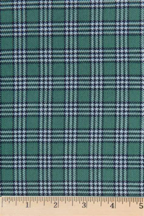 Kemeja Flannel Tartan Green sea green plaid flannel fabric