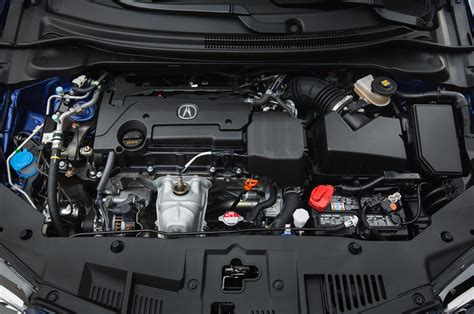 2016 acura ilx engine 2016 acura ilx refreshed at los angeles auto show