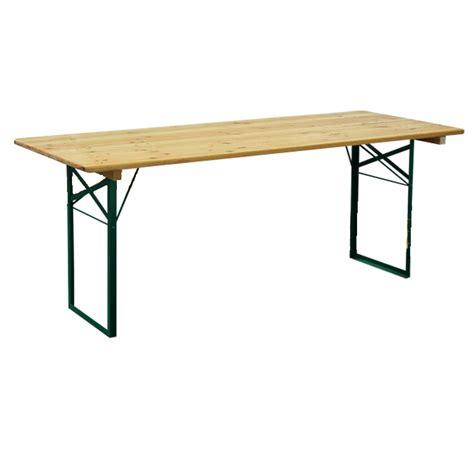 Table Banquet Pliante by Table De Kermesse Pliante Pour 8 10 Personnes Doublet