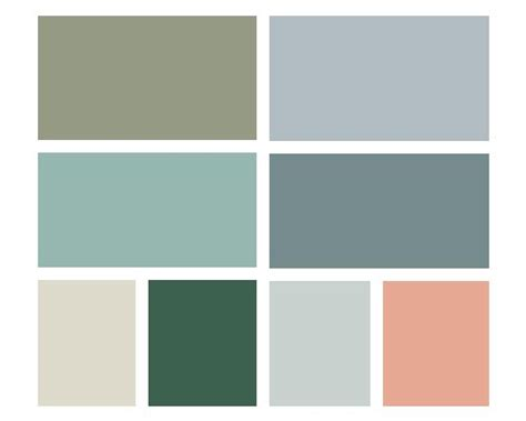 colonial paint colors interior regency decorating