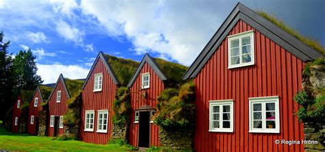 houses in iceland the beautiful bustarfell turf house in east iceland